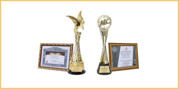 ว่านไทยได้รับรางวัล ASEAN PLUS AWARDS 2018 และ รางวัล TOP BUSINESS AWARDS 2018